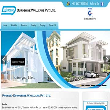 Duroshine Wallcare Putty Mumbai