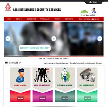 Hari Intelligence Security Raipur